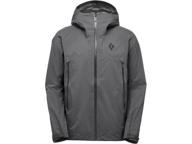 Black Diamond Helio Active Shell Jacket Men slate